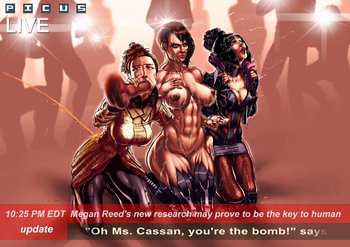 Deus Ex Rule 34 Collection – Page 2 – Nerd Porn!