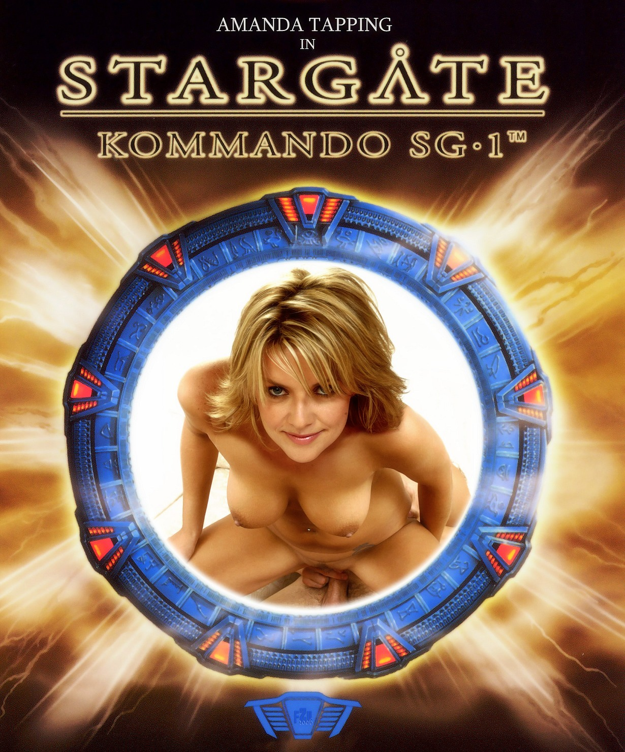 Stargate Rule 34 Collection – Page 6 – Nerd Porn!
