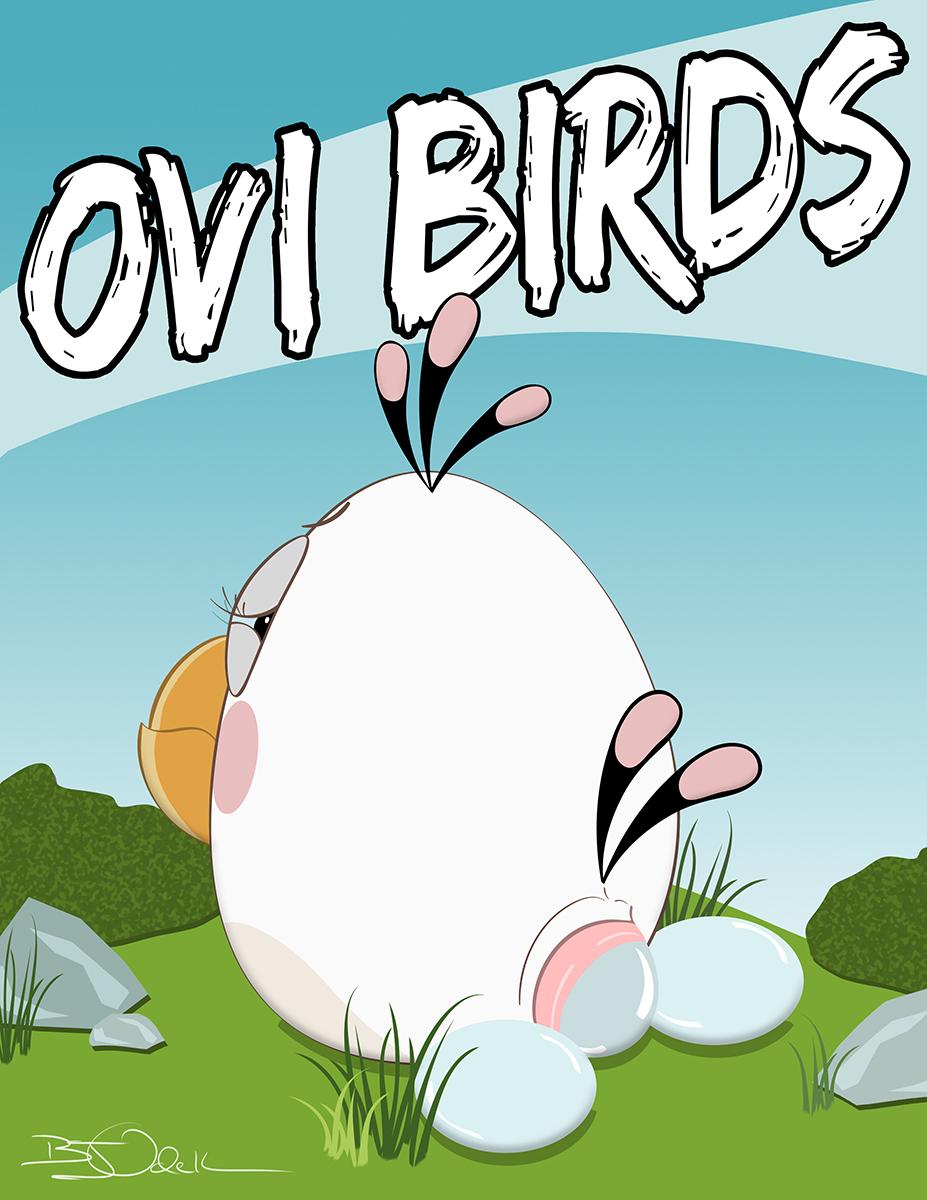 Angry Bird Porn Rule