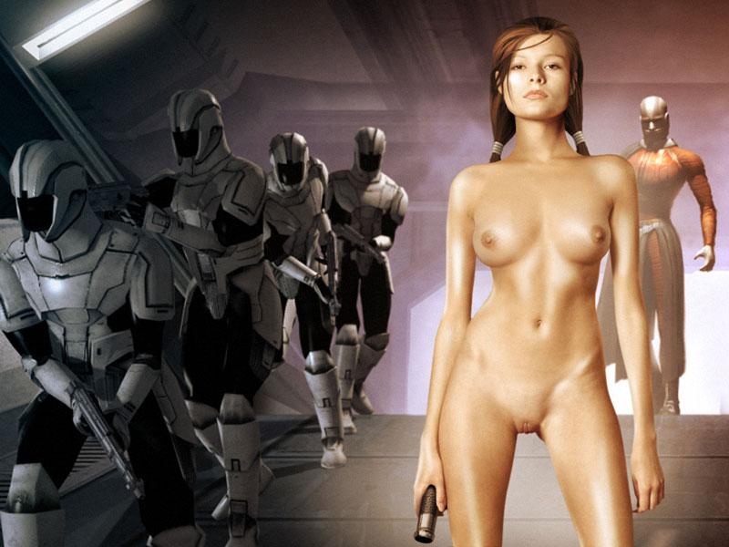 100 Days of Star Wars Porn: Bastila Shan – Page 2 – Nerd Porn!