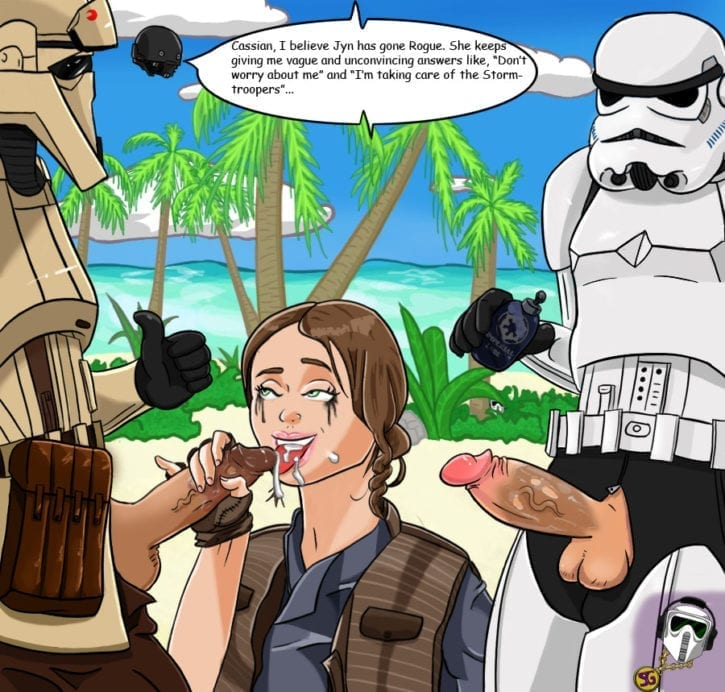 Star Wars: Rogue One ~ Rule 34 Update, Issue #1 [31 New ...